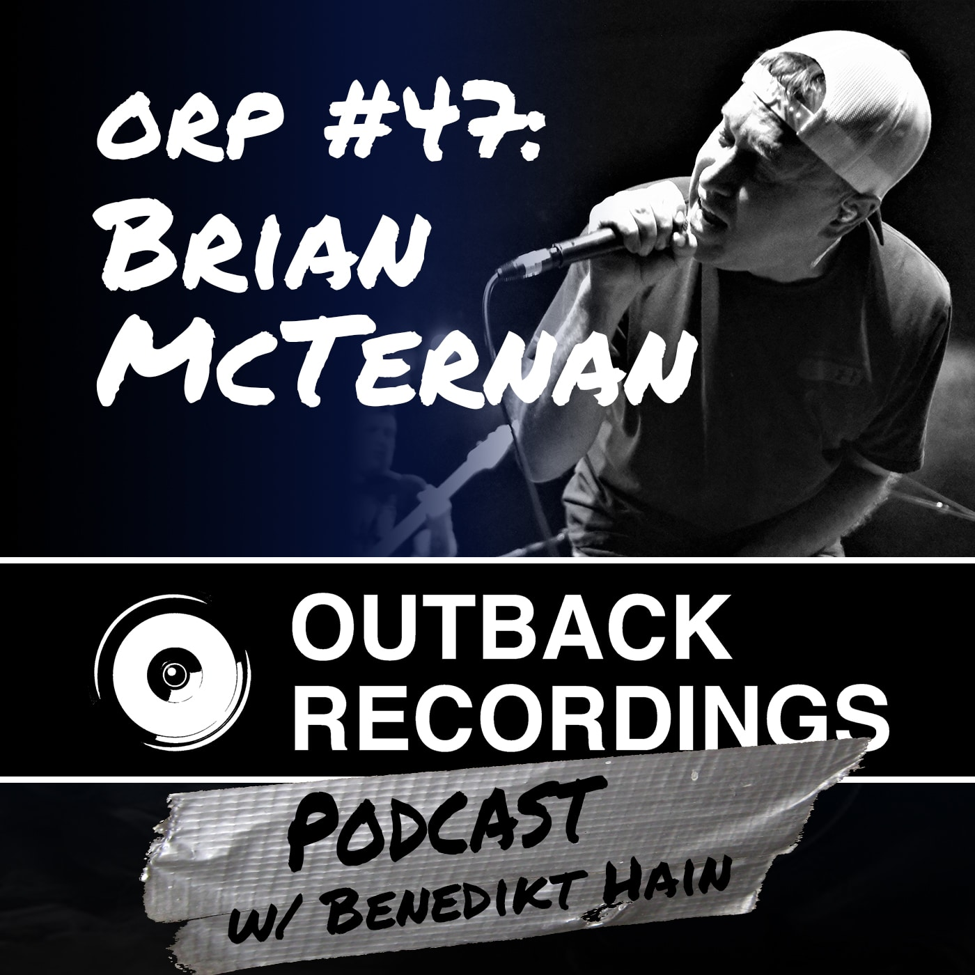 Podcast – ORP Session #47: Brian McTernan (Be Well, Battery, Salad Days Studio)