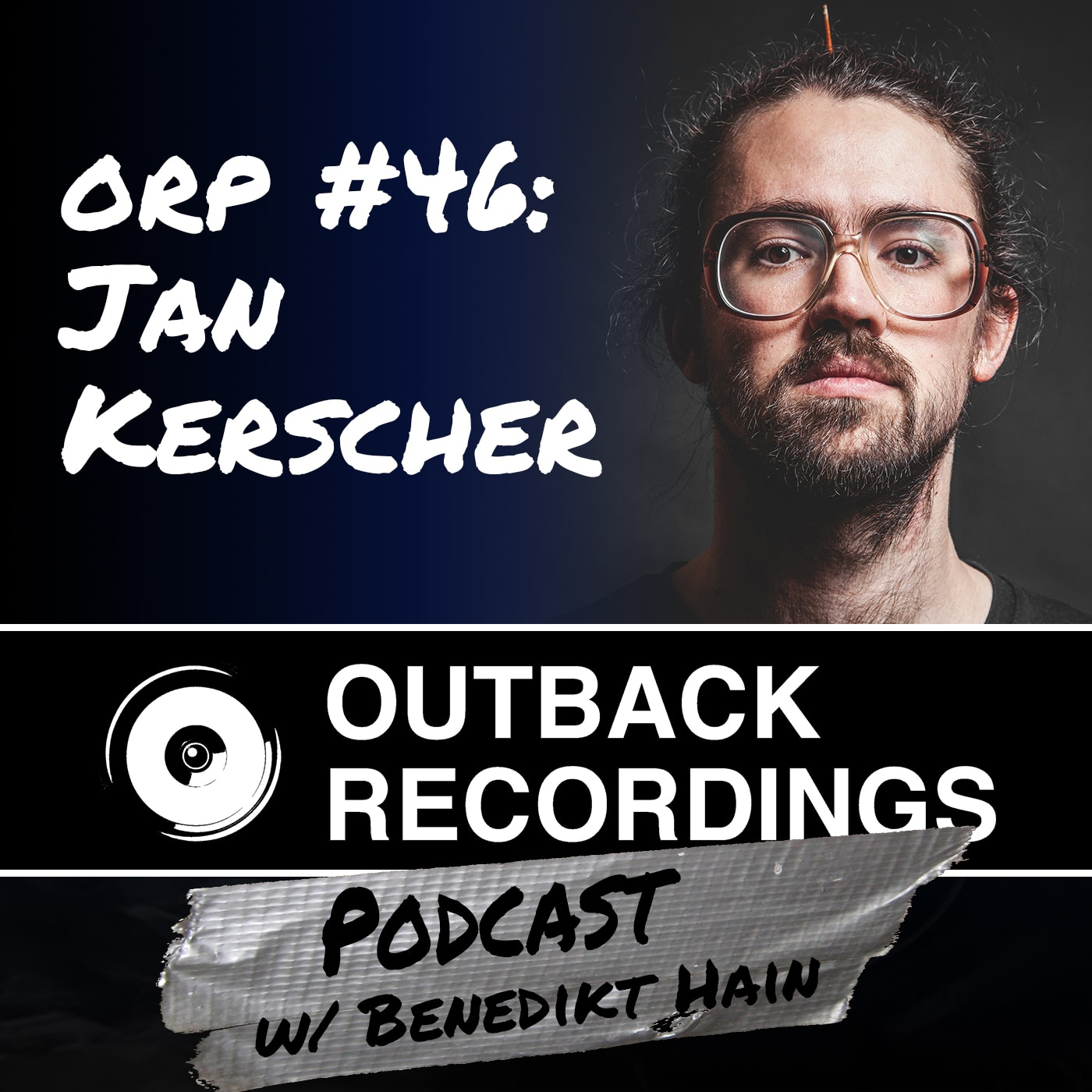 ORP Session #46: Jan Kerscher (Ghost City Recordings, Like Lovers)