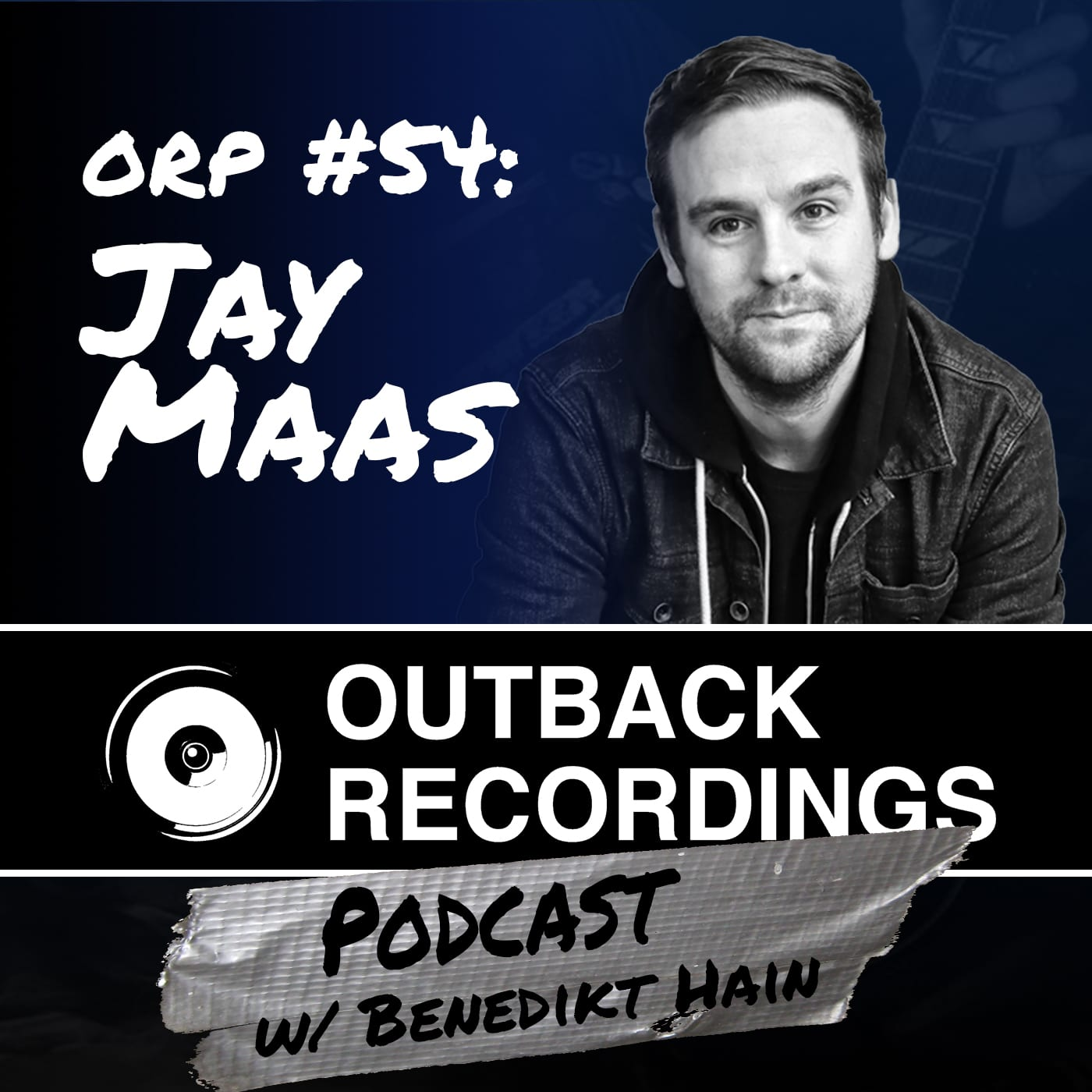 Podcast – ORP Session #54: Jay Maas (Producer/Mixer, Maastr.io, Defeater, Death Of A Nation)