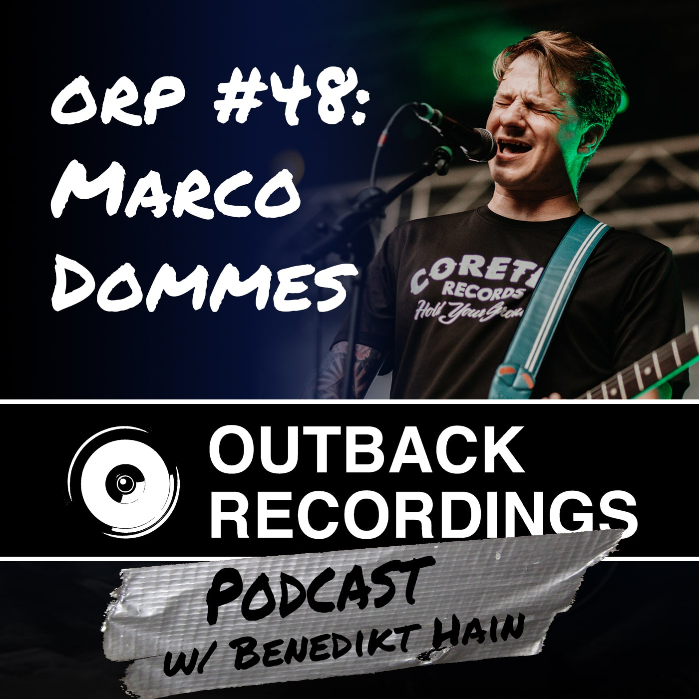Podcast – ORP Session #48: Marco Dommes (100 Kilo Herz)